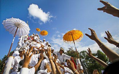 Шамани на повикване – срещу дъжда в Бали