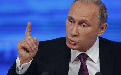 Путин смята, че САЩ стоят зад свалянето на Янукович
