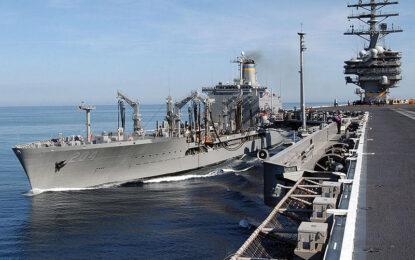 Руският военен флот възстанови базата в Крим