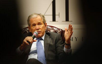 Джордж Буш бе осъден за военни престъпления … в Малайзия