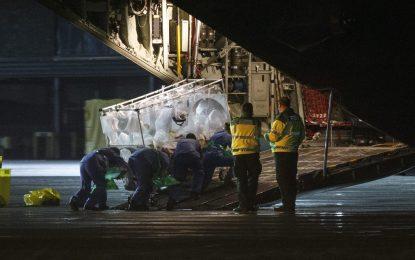 Ебола и във Великобритания