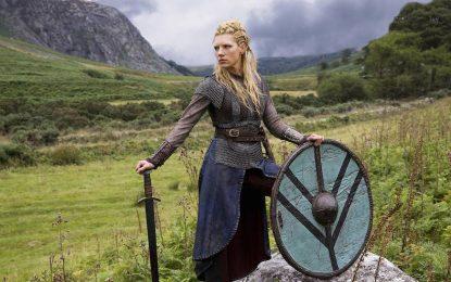 И жените викинги били колонизатори