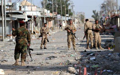 """Кюрдските бойци отблъснаха """"Ислямска държава"""" от 100 кв. км"""