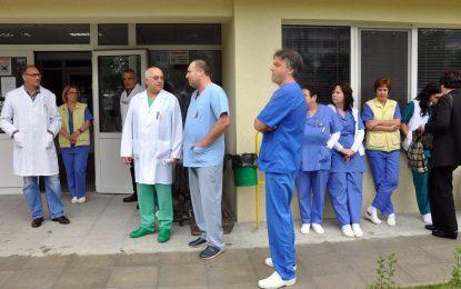 1800 лекари са напуснали България за последните 4 години