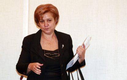 Менда Стоянова застана зад ръководството на КФН