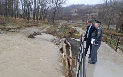 Червен код за река Тунджа при Елхово и Марица – при Свиленград