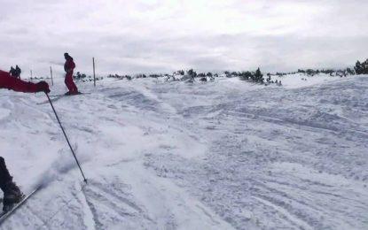 Опасност от лавини в Боровец, жълт код в 24 области