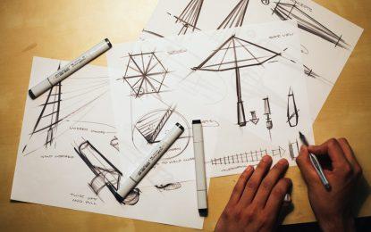 Може ли дизайнът на чадъра да се подобри