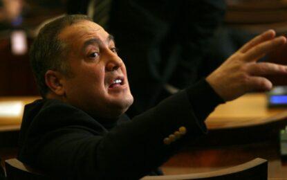 Слави Бинев напусна като шеф на комисията по култура и медии