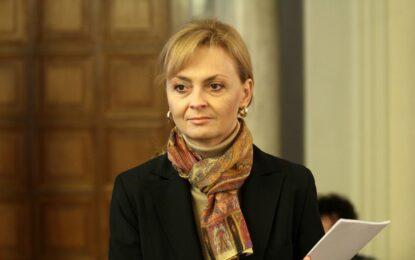 Полина Карастоянова напусна парламентарната група на Патриотите