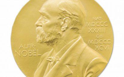 За първи път Нобелов лауреат продаде медала си