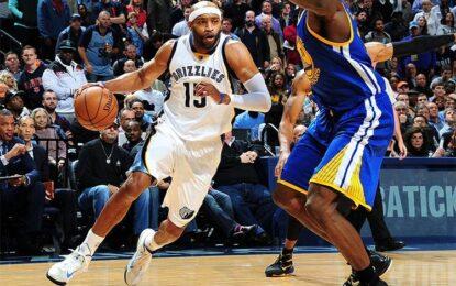 """Избрано от НБА: """"Гризлис"""" прекъснаха победната серия на """"Уориърс"""""""