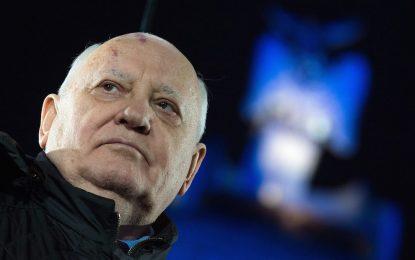 Горбачов призова САЩ и Русия да счупят ледовете