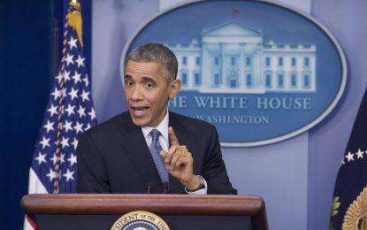 Обама се закани на КНДР заради хакерската атака срещу Sony