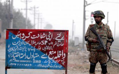 Пакистан беси 500 осъдени за тероризъм
