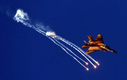 Израелски изтребители нанесли удари в Сирия