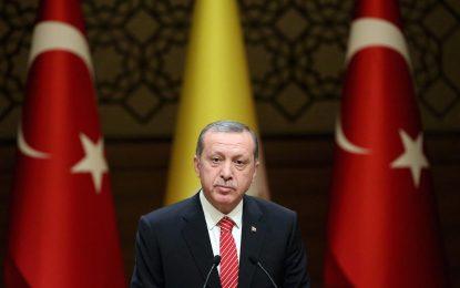 """Ердоган каза на ЕС """"да си гледа работата"""""""
