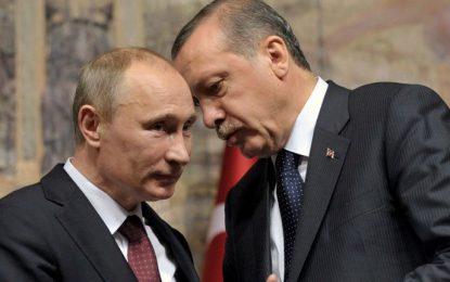 И Ердоган няма да гостува на Путин на 9 май