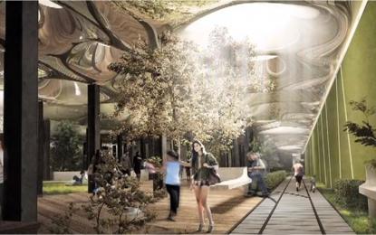 Ню Йорк прави парк под земята за $60 милиона