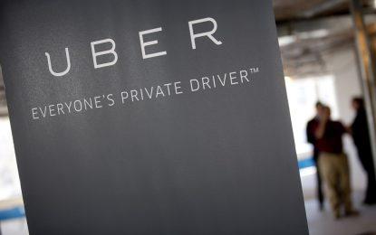 Властта погва шофьорите на Uber