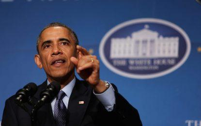 Обама помирява граждани и полиция