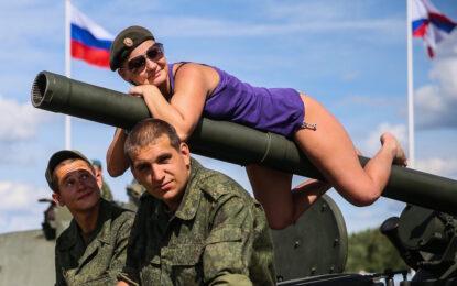 Русия се въоръжава до зъби