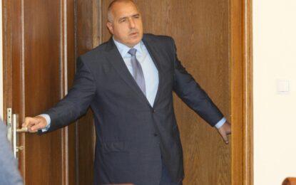 Борисов се застрахова за сметките за ток