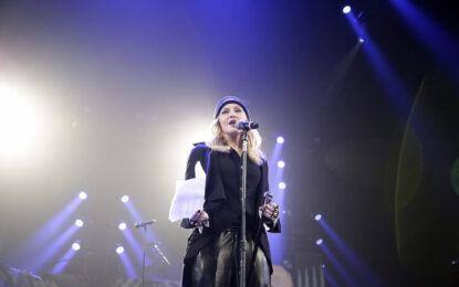 Коледа подрани за феновете на Мадона