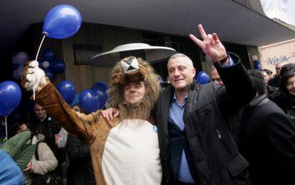 Лукарски и стари седесари празнуваха 25 години СДС