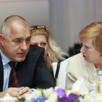 Борисов и посланикът на САЩ у нас Марси Рийс