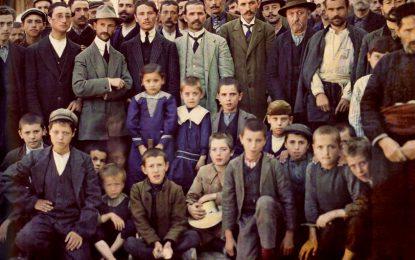 Балканите преди век в снимките на Алберт Кан