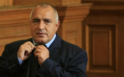Борисов си забрани да коментира Яневагейт. Сефте…