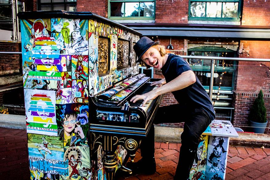 Бостън, САЩ Снимка: BoredPanda