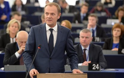 Шефът на Европейския съвет поиска обща база данни за пасажерите в ЕС