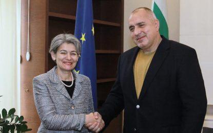 И Бойко Борисов подкрепя Бокова за шеф на ООН