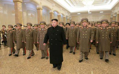 Ким Чен Ун пак се наежи срещу Южна Корея