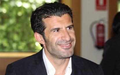 И Луиш Фиго влиза в борбата за шеф на FIFA