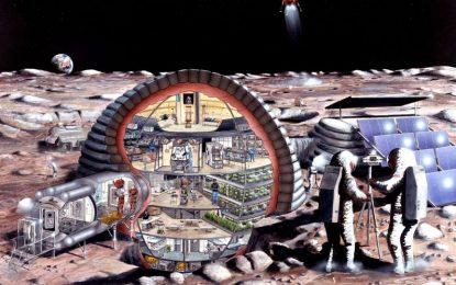 Започна съревнованието за първата колония на Луната