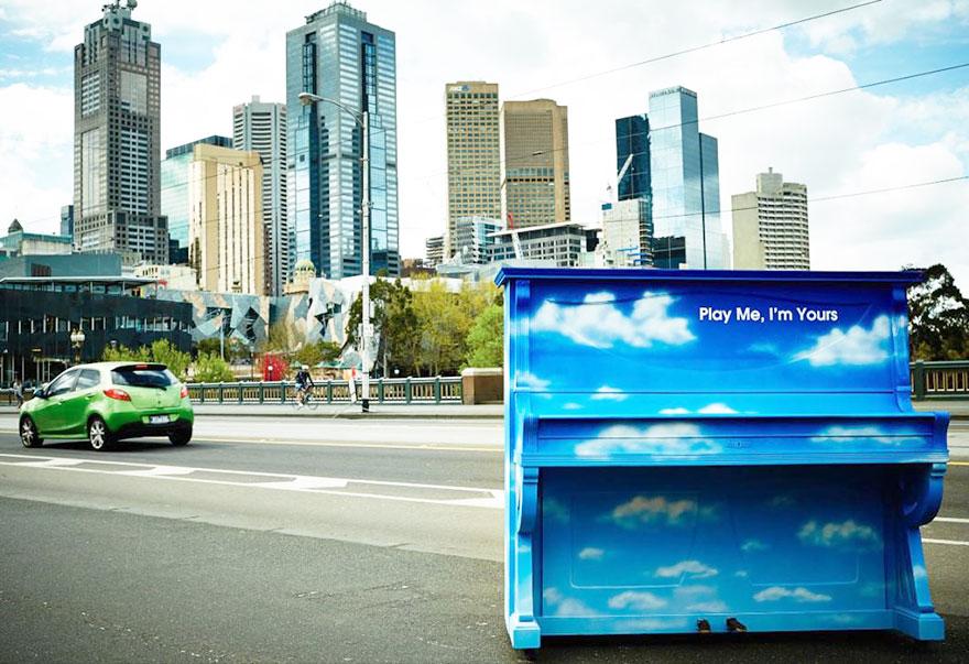 Мелбърн, Австралия Снимка: BoredPanda