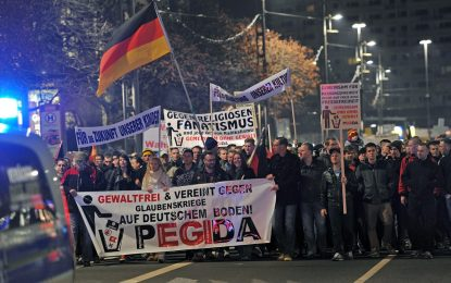 Атентатът в Париж дава нов тласък на национализма в Германия