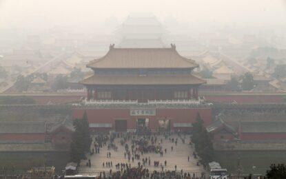 Замърсяването в Пекин е 20 пъти над нормата