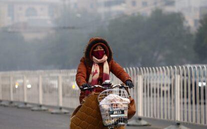 Изкуствен интелект спасява Китай от мръсния въздух
