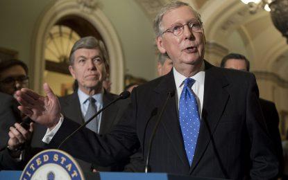 Конгресът на САЩ отново се връща в ръцете на републиканците