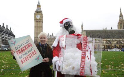 Британски депутати искат мораториум за фракинга