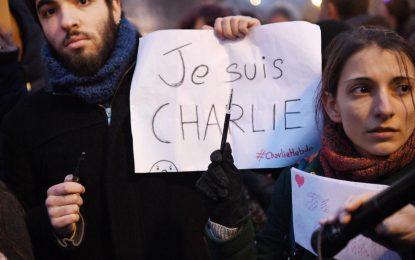"""Франция в траур, хиляди на улиците заради """"Шарли Ебдо"""""""