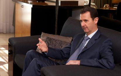 Асад се зарече да си върне Сирия