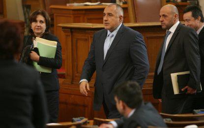 Засега Борисов пази мораториума за шистов газ