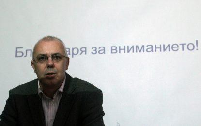Вучков е категоричен, че няма заплаха за България