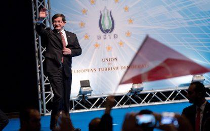 Давутоглу ще обсъжда присъединяването на Турция към ЕС с Брюксел