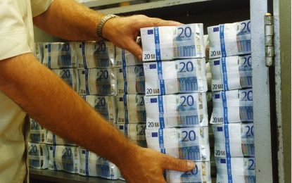 Гърция си получи чека от Брюксел